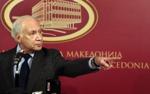 """Δημοσίευμα """"βόμβα"""" για Σκοπιανό: Τέλος ο Ναουμόφσκι από τις διαπραγματεύσεις με Νίμιτς!"""