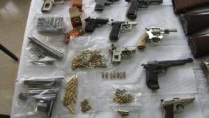 Πάτρα: Ελεύθεροι οι συλληφθέντες των εργαστηρίων όπλων