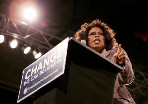Όλο και περισσότερο Αμερικανοί θέλουν την Όπρα πρόεδρο των ΗΠΑ