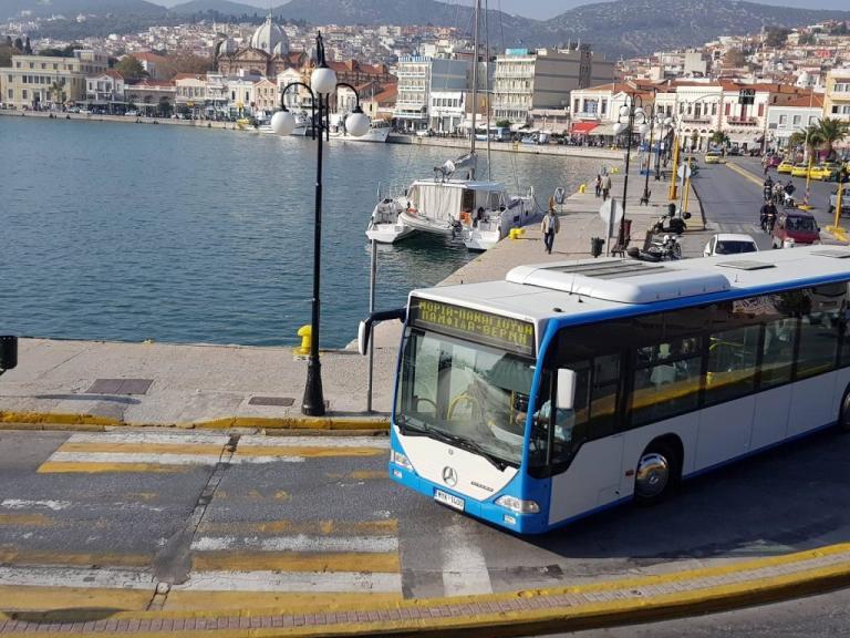 Λέσβος: Μετανάστης λήστεψε οδηγό λεωφορείου | Newsit.gr