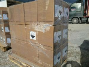«Μπλόκαραν» επικίνδυνο φορτίο στο λιμάνι του Ηρακλείου [pics]
