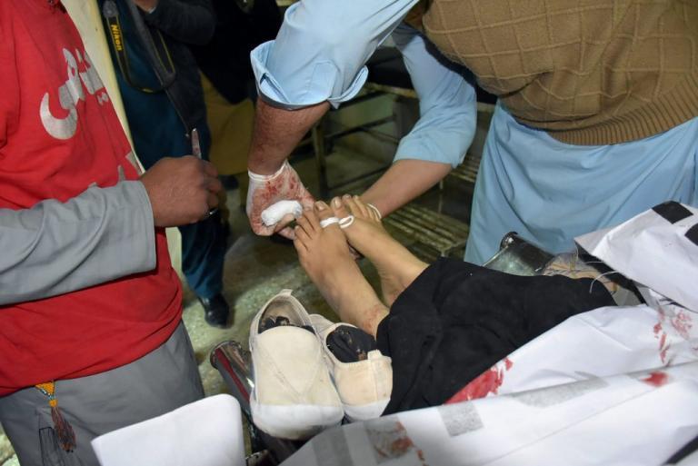 Πακιστάν: Καμικάζι αυτοκτονίας έσπειρε τον όλεθρο σε προεκλογική συγκέντρωση – 20 νεκροί και 40 τραυματίες | Newsit.gr