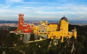 Το παραμυθένιο Παλάτι Πένα που κρύβει μια ενδιαφέρουσα ιστορία