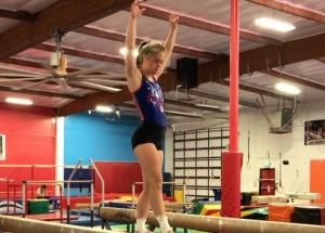Έχει Σύνδρομο Down – Από τα 8 της γυμνάζεται και τώρα είναι αθλήτρια-πρότυπο