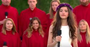 """11χρονη ερμηνεύει Έλβις Πρίσλεϊ – Η απίστευτη ερμηνεία με τη φωνή του """"βασιλιά"""" έγινε viral"""