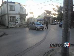 Αλεξανδρούπολη: Το τερμάτισε και «κούφανε» οδηγούς και περαστικούς – Η απίθανη εικόνα στον δρόμο [pics]