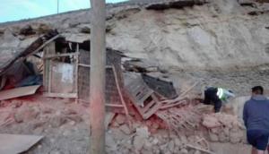 Ισχυρός σεισμός στο Περού: Δύο νεκροί, 65 τραυματίες