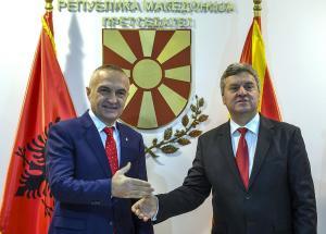 ΠΓΔΜ: Ο… Γκρούεφσκι «μπλοκάρει» τη διεύρυνση χρήσης της αλβανικής γλώσσας