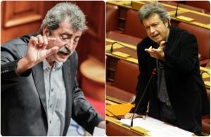 """""""Σκοτώνονται"""" Πολάκης – Τατσόπουλος! Βρισιές και… υπονοούμενα!"""