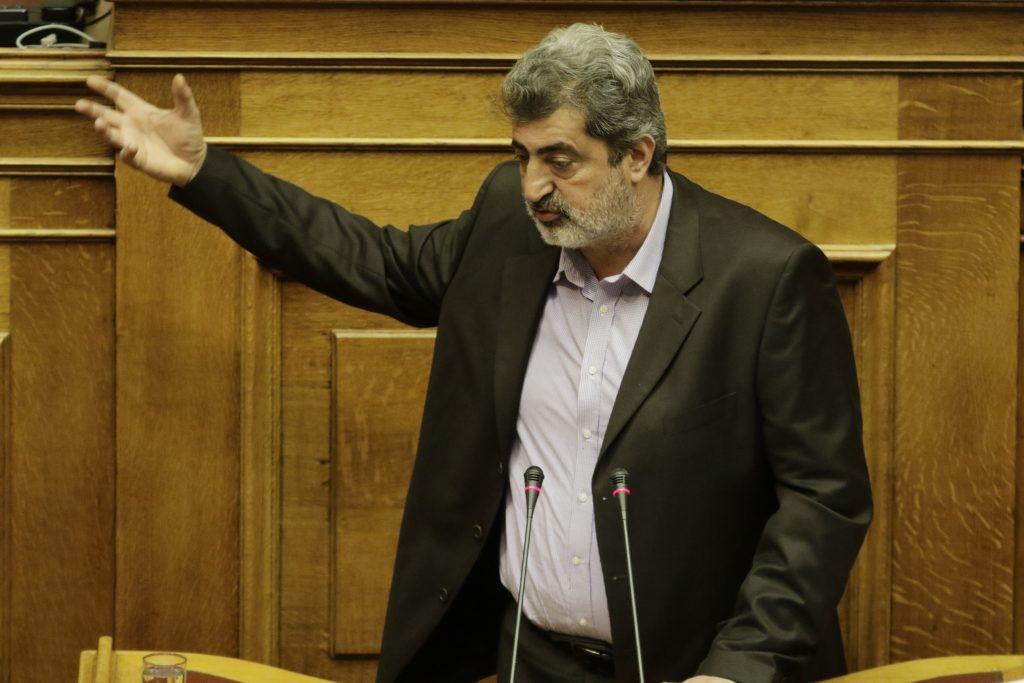 Τατσόπουλος Πολάκης