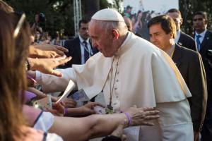 Ο Πάπας στα θύματα σεξουαλικής κακοποίησης από ιερείς