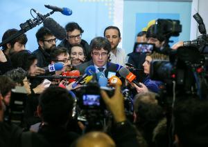 Ισπανία: Προβληματισμός Πουτζδεμόν για το «άκυρο» στην προεδρία εξ' αποστάσεως