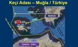 Θέλουν την Ψέριμο οι Τούρκοι! Προκλητικός και πάλι ο αρχηγός της αντιπολίτευσης