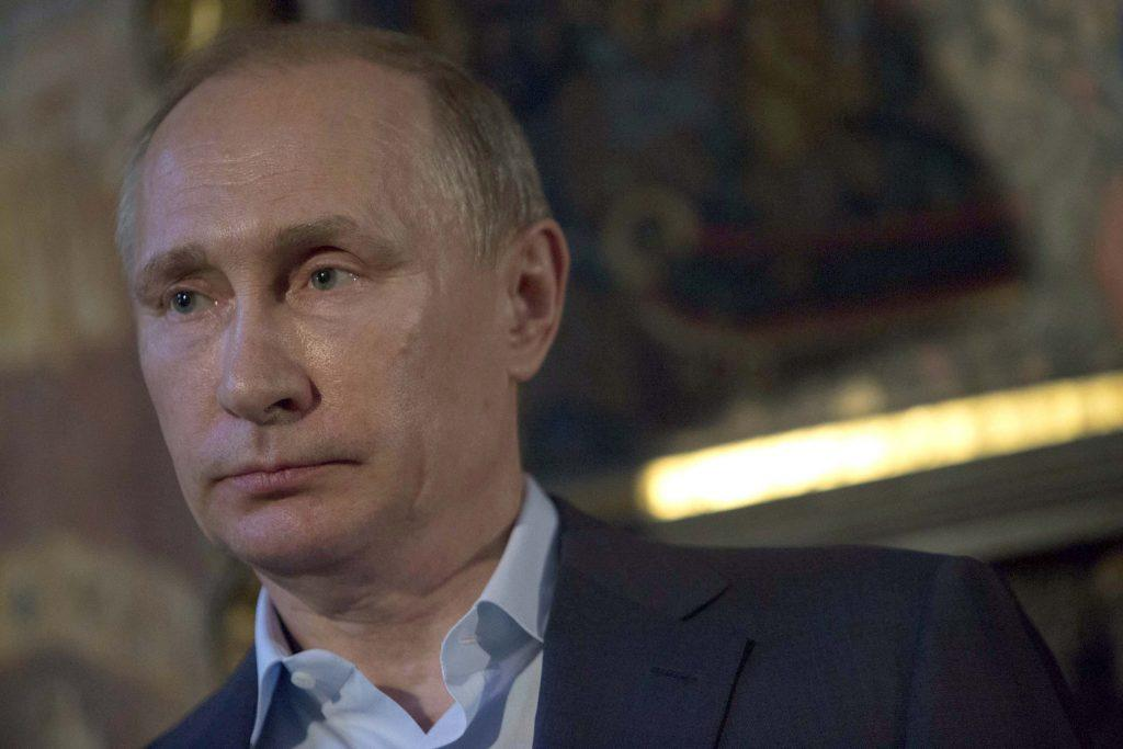 Συρία Ερντογάν Πούτιν Αφρίν