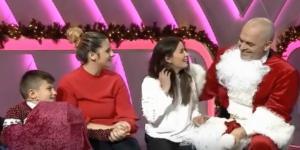Ο Έντι Ράμα ντύθηκε Άγιος Βασίλης και προκάλεσε την οργή του Μπερίσα