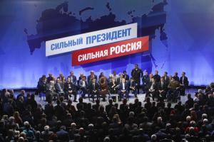 Αλληλεγγύη στους Ρώσους δημοσιογράφους – Μόλις… 43 οι υποψήφιοι για τις προεδρικές εκλογές