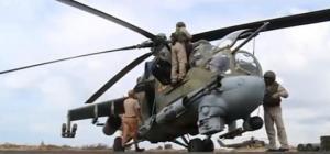 """Μi-24: Ο Ρώσος """"μαχητής"""" σε… δράση – Εντυπωσιακό βίντεο από τις μάχες στην Συρία"""