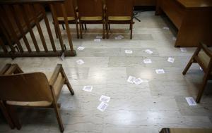 Προκαταρκτική εξέταση για την εισβολή του Ρουβίκωνα στην Ευελπίδων