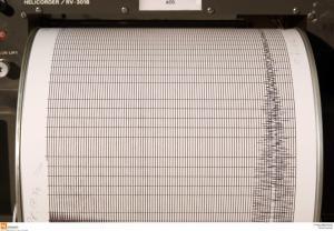 Σεισμός στην Κρήτη τα ξημερώματα