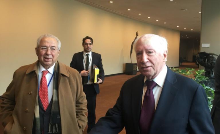 Σκοπιανό: Ολοκληρώθηκε η συνάντηση στα Ηνωμένα Έθνη   Newsit.gr