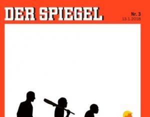 Τραμπ όπως λέμε… πίθηκος – Το καυστικό πρωτοσέλιδο του Spiegel για τον Αμερικανό πρόεδρο [pic]