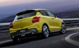 Η Suzuki συνεχίζει την εξέλιξη του νέου Swift Sport