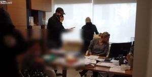 Υπ. Δικαιοσύνης: Καταδικάζουμε την επίθεση κουκουλοφόρων στο γραφείο συμβολαιογράφου