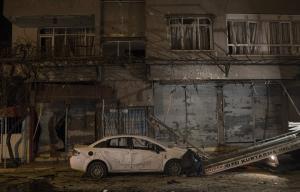 «Χάος» στην Συρία μετά από τις επιδρομές της Τουρκίας!