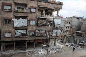 «Κόλαση» στο Αφρίν – Χωρίς νερό η πόλη μετά τους Τουρκικούς βομβαρδισμούς