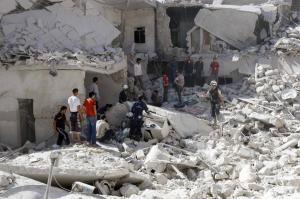 Συνεχίζεται η τουρκική επίθεση στο Αφρίν – Εκατοντάδες νεκροί μεταξύ των αμάχων