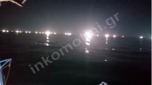 Θάσος: Νέες παραβιάσεις από αλιευτικά σκάφη- Άμεση επέμβαση του Λιμενικού