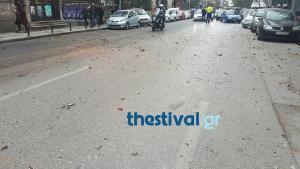 Συλλαλητήριο για τη Μακεδονία: Αντιεξουσιαστές πέταξαν πέτρες και μπουκάλια