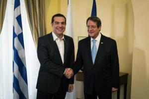 Τσίπρας: Στην Κύπρο για την Τριμερή Ελλάδας – Κύπρου – Ιορδανίας