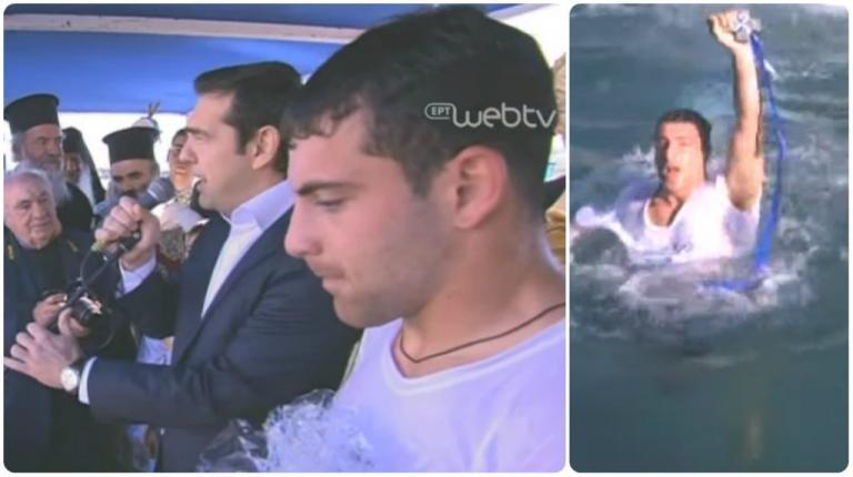 Στην Κάλυμνο ο Τσίπρας για τα Θεοφάνεια – Αγιασμός των υδάτων και πολλαπλά μηνύματα! | Newsit.gr