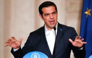 Τσίπρας: Το θέμα δεν είναι να βγούμε από την κρίση, αλλά να μην υπάρξει καινούργια