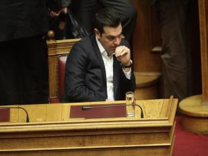 """Θοδωρής Μιχόπουλος: Το συγκινητικό """"αντίο"""" του Τσίπρα"""