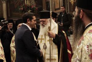 Τσίπρας σε Ιερώνυμο για το Σκοπιανό: Ναι στον διάλογο, αλλά υπάρχουν και διακριτοί ρόλοι