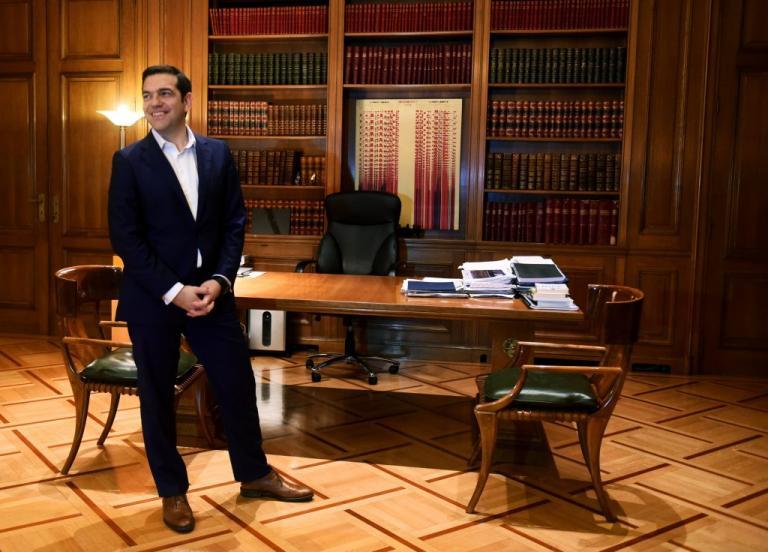 Συνάντηση Τσίπρα με τον πρόεδρο της Ιρλανδίας | Newsit.gr