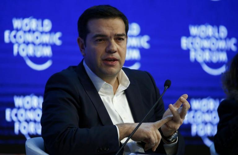 Συνάντηση Τσίπρα – Ζάεφ στο Νταβός για το Σκοπιανό | Newsit.gr