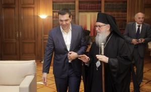 Εθνικός Κήρυκας: Τσίπρας – Κοτζιάς ζήτησαν από τον Βαρθολομαίο να αντικαταστήσει τον Αρχιεπίσκοπο Δημήτριο – Οργισμένη διάψευση