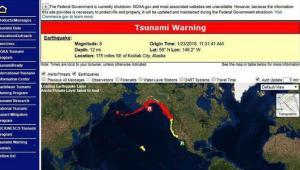 """Σεισμός στην Αλάσκα – """"Τρέμουν"""" για τσουνάμι! 8,2 Ρίχτερ το μέγεθος"""