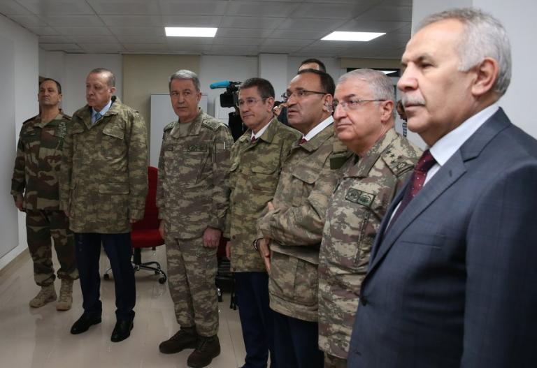 Κόντρα Τουρκίας – ΗΠΑ για την Συρία! «Τέλος τα όπλα» – «Να αποχωρήσει ο στρατός σας από την περιοχή» | Newsit.gr