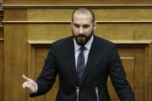 Τζανακόπουλος: «Να εξηγήσει η ΝΔ την καταψήφιση του άρθρου για τος αποζημιώσεις των εργαζομένων»