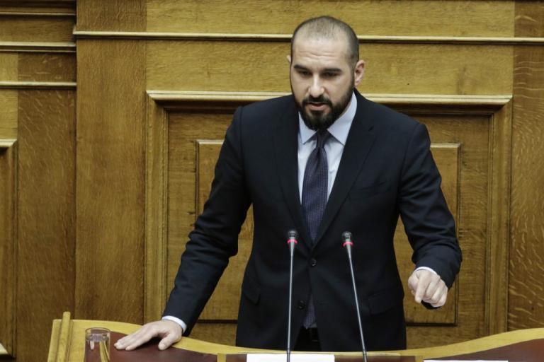 Τζανακόπουλος για συλλαλητήριο: Η πατριδοκαπηλία και η εθνική εξαλλοσύνη μόνο ζημιά κάνουν