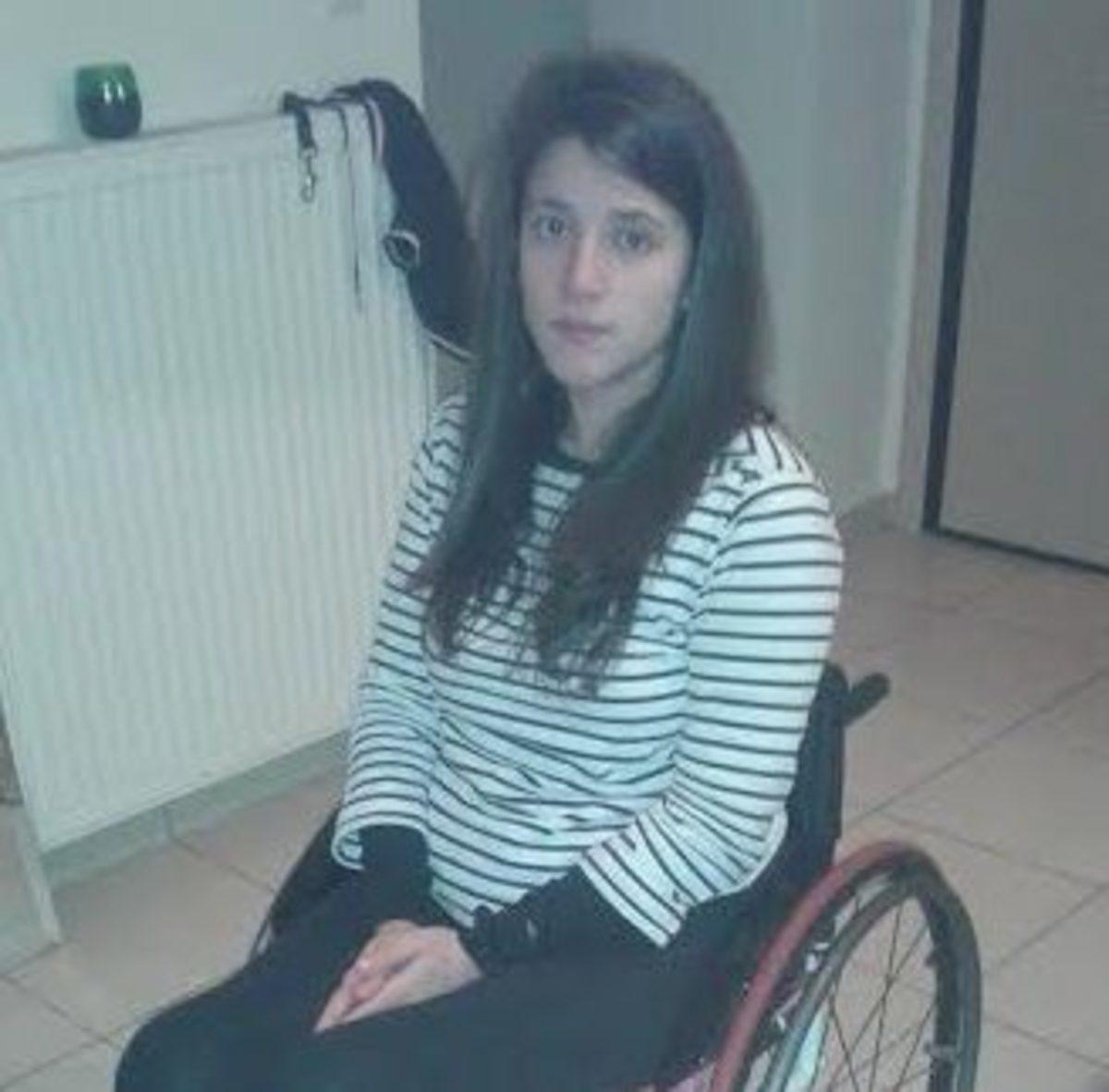 Κρήτη: Το τραγικό λάθος που άφησε παράλυτη τη φοιτήρια Μαριλίζα Γουργολίτσα – Ο επίμoνος πόνος στην πλάτη της [pics]   Newsit.gr