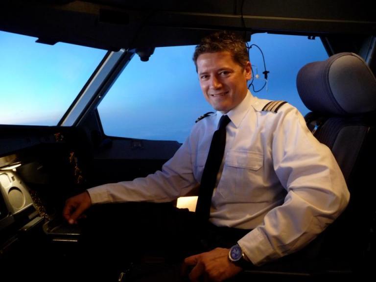 Καμπούλ: Ο Έλληνας πιλότος Βασίλης Βασιλείου περιγράφει πως σώθηκε [audio] | Newsit.gr