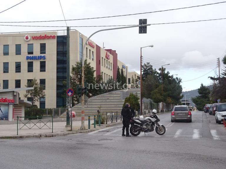 Τηλεφώνημα για βόμβα στα κεντρικά της Vodafone | Newsit.gr