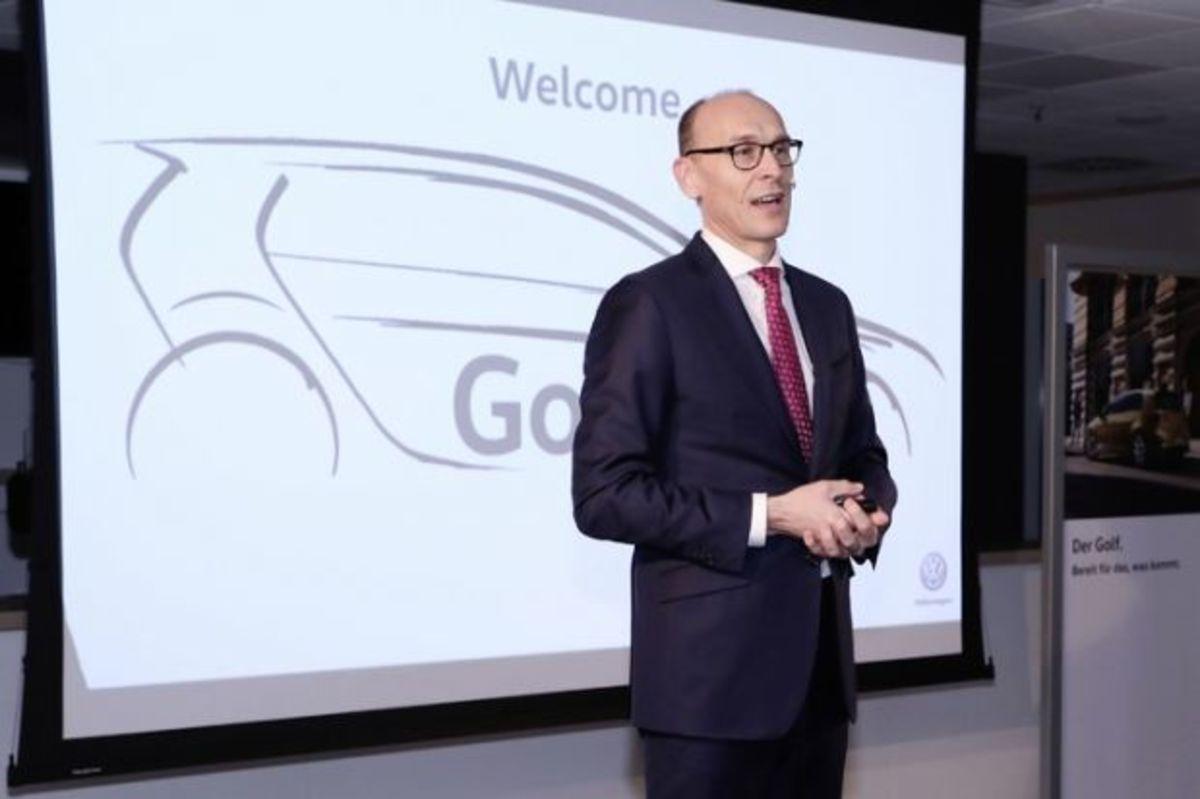 Η όγδοη γενιά του Volkswagen Golf θα μπει σε παραγωγή σε 75 εβδομάδες! | Newsit.gr