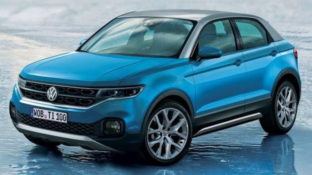Μέσα στο 2018 το νέο μικρό crossover της Volkswagen | Newsit.gr
