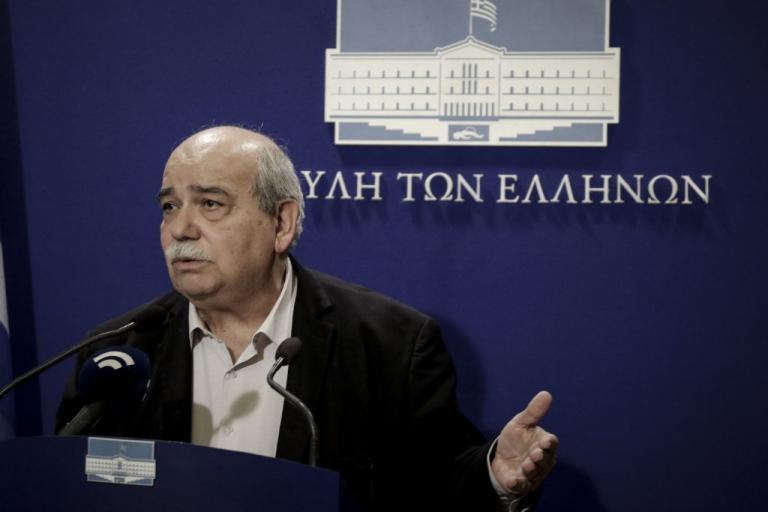 Βούτσης για Σκοπιανό: «Ο Καμμένος δεν θα γίνει Σαμαράς» | Newsit.gr